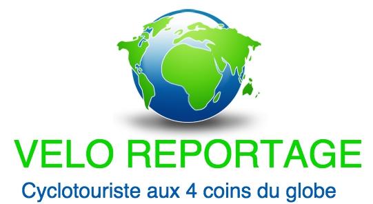 Velo Reportage logo